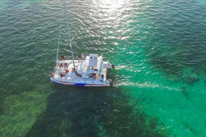Punta Cana Private Catamaran Cruise