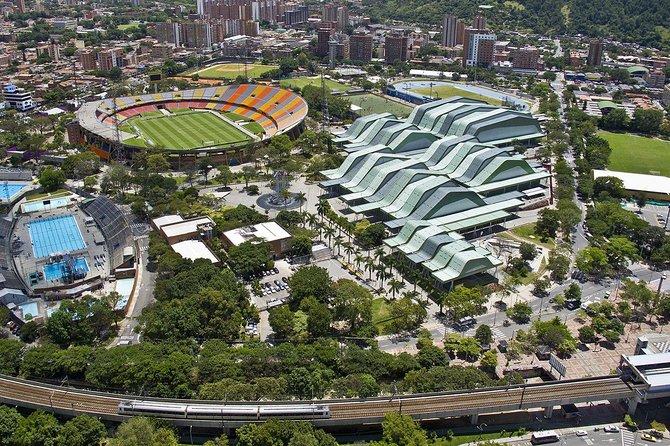 City Tour Medellín: E-Bike to the Best City Views & Coffee