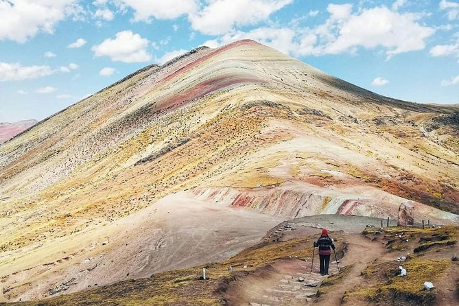 """The New Rainbow Mountain of """"Palcoyo"""" Light Route with Peru Vip"""