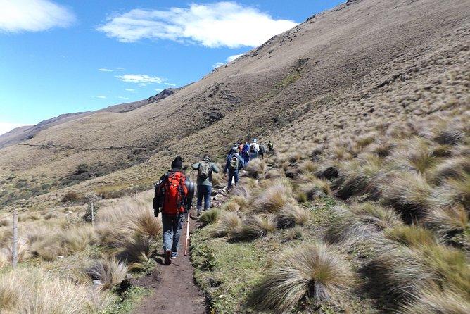 Camping Tour Cajas National Park