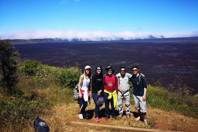 Sierra Negra / Volcan Chico Hike in Isabela / Galápagos