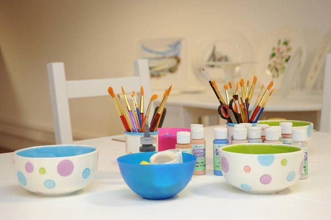PRIVATE Pottery painting in Bronte Harbour, Oakville, Ontario photo 1