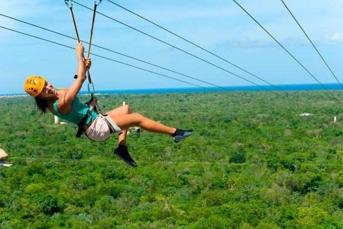 Zip Line in Punta Cana
