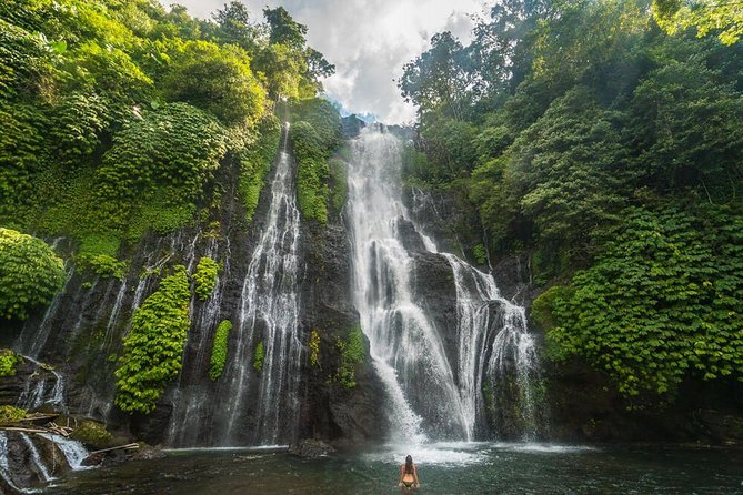 Bedugul, Waterfall, Tanah Lot sunset tour