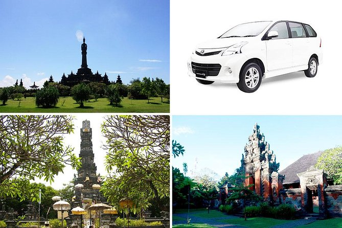 Private Bali Half Day Car Charter - Denpasar City Tour
