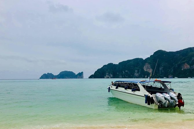 Private Day Tour to Phi Phi Island by Private boat