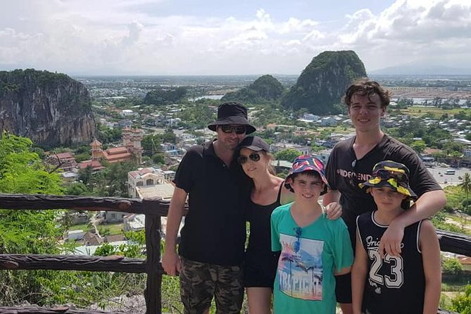 Private Tour to Marble Mountain & Experience Hoi An Countryside & Local Villages