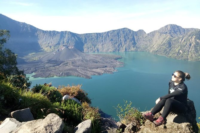 Mount Rinjani 2D 1N Senaru Creater Rim, Share Tour - Faisal Rinjani photo 9