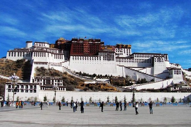 One day Lhasa city tour