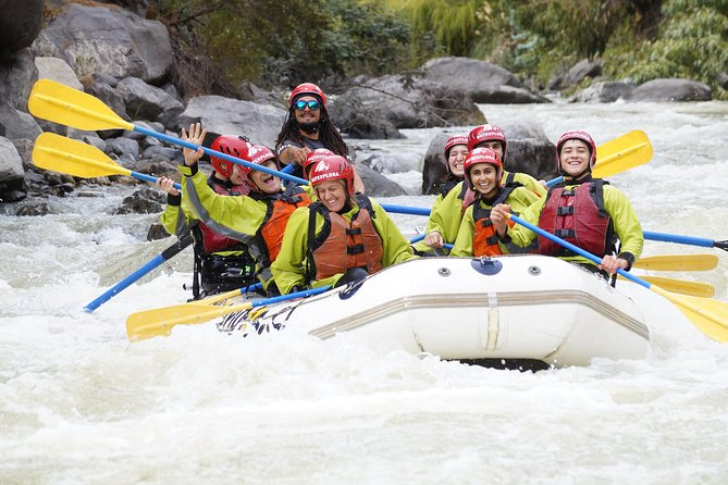 Cajon del Maipo Rafting and Lunch photo 6