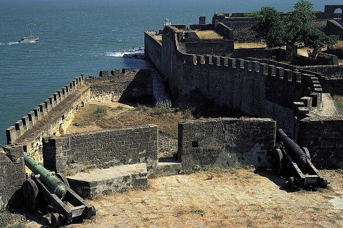 Daman Portuguese Heritage & beach from Mumbai