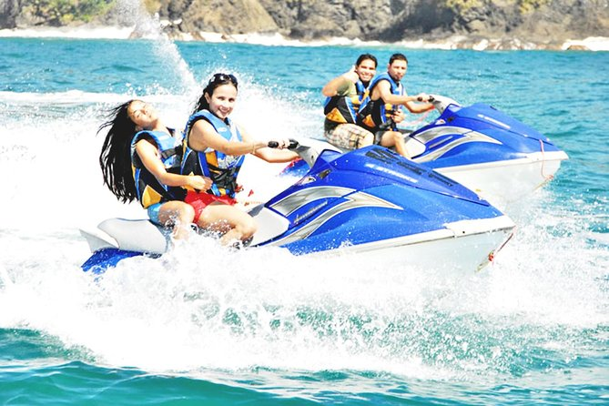 Full-Day Bali Fun Activities! Watersports, GWK Statue & Sunset Kecak at Uluwatu