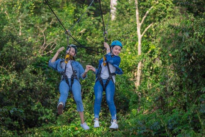 Fun Angkor Zipline