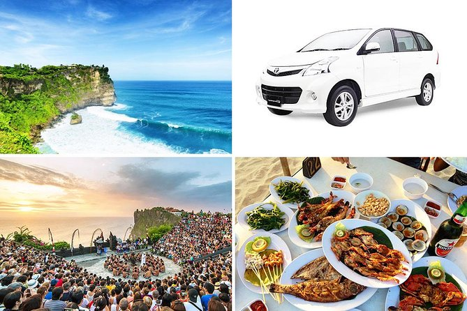 Private Bali Half Day Car Charter - Uluwatu Sunset Tour