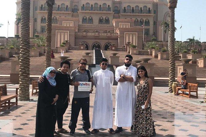 Abu Dhabi Sightseeing Tour from Dubai