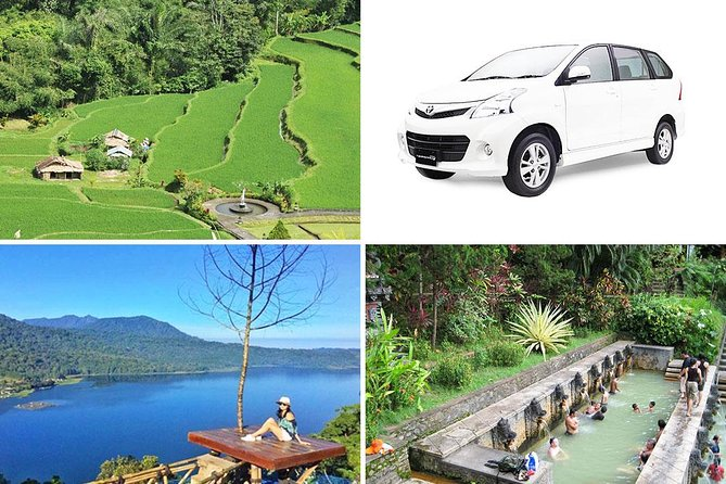 Private Bali Full Day Car Charter - North Bali Tour