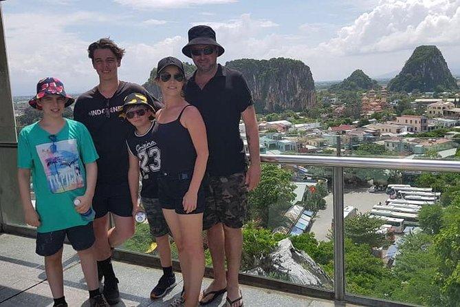 Marble Mountain, Hoi An Walking Tour,Night Market, Boat ride, Colourful Lanterns