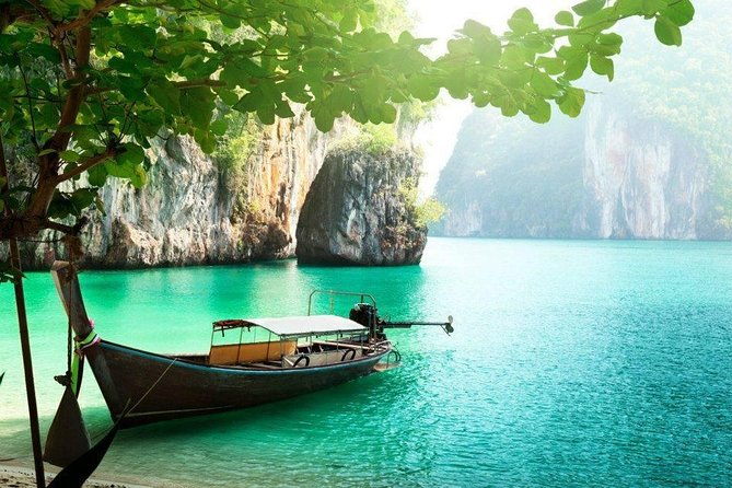 Overnight, James Bond, Krabi, Phi Phi, 2 days 1 night