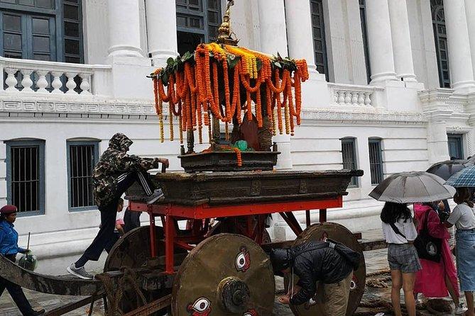 Sundown Heritages Tour around Kathmandu, Bhakatapur and Patan.