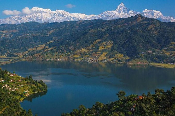 A Day Hike to Begnas Tal - Pokhara