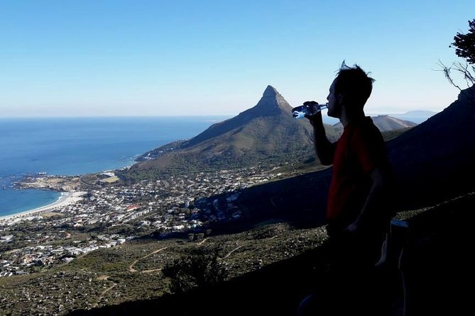 Hike Table Mountain via Kasteels Poort