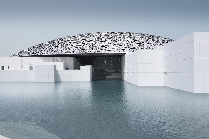 Abu Dhabi City Tour with Louvre Museum Entry Ticket
