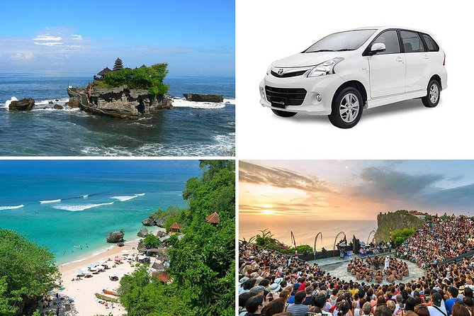 Private Bali Full Day Car Charter - Tanah Lot and Uluwatu Sunset Tour