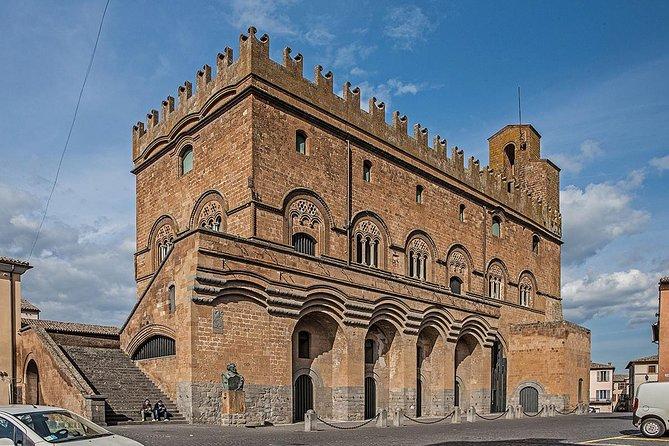 Private Transfer: Civitavecchia Port to Orvieto and vice versa