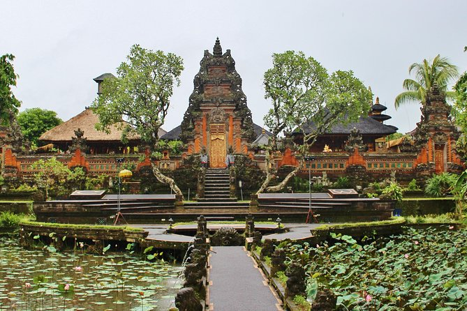 Half Day Ubud The Cultural Heart of Bali