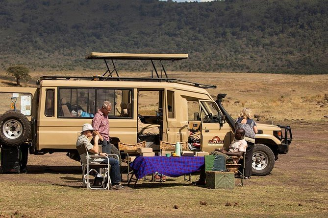 5 Days Predator Camping Safari