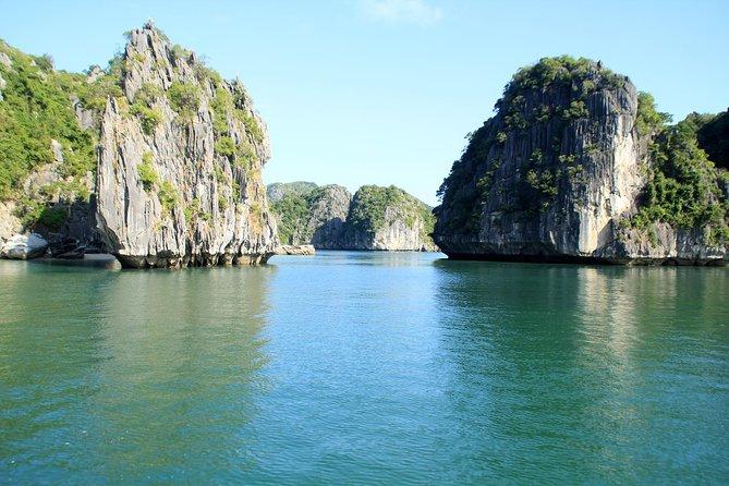 Athena Luxury Cruise 2D/1N: meals, kayaking & swimming, fishing in Bai Tu Long
