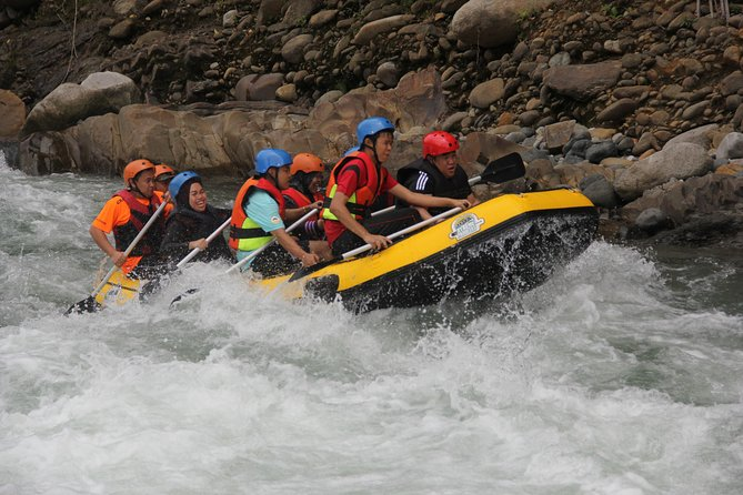 Kadamaian White Water Rafting + ATV Ride + Sunset River Cruise photo 1