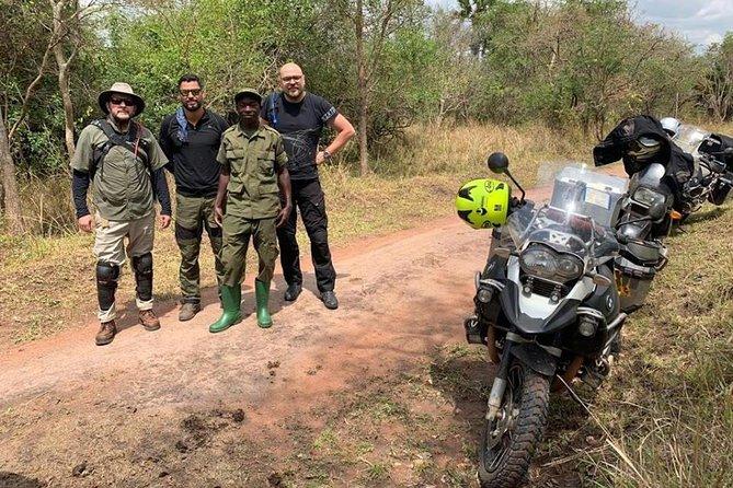 Motorcycle tour of Uganda