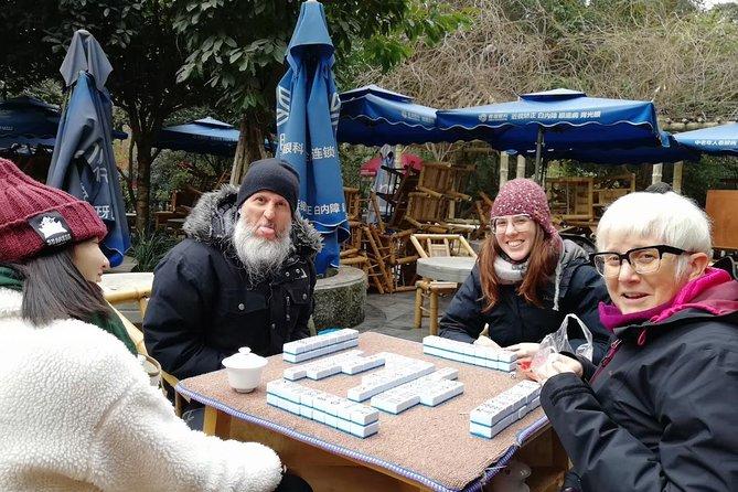 3 hours Xi'an Mahjong Class with Local Tea