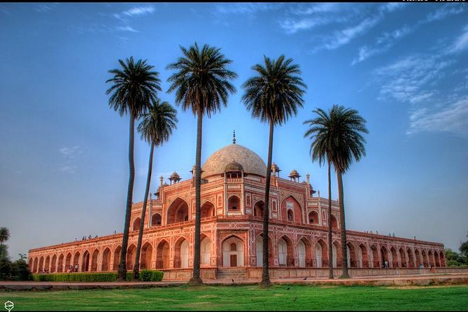 Exclusively Private Full Day Delhi City Tour