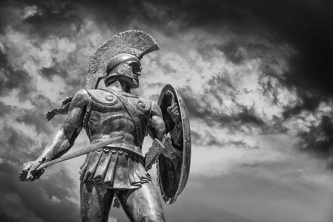 Sparta & Mystras