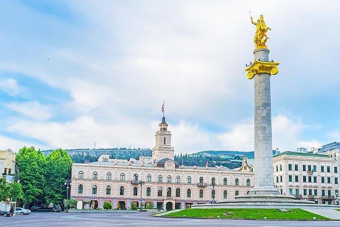 Tbilisi-Mtskheta-Kazbegi tour/5 days