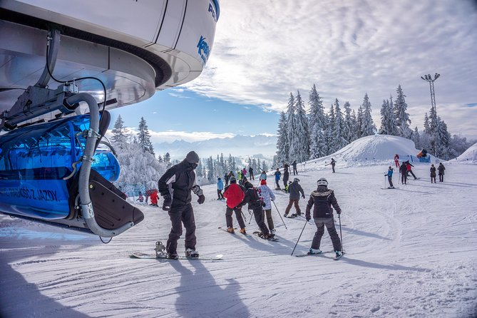 Skiing / Snowboarding & Therms in the Tatra Mountains