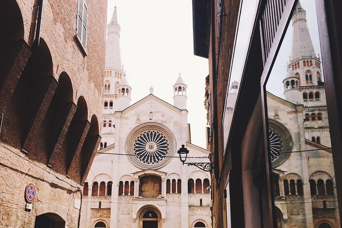 From Bologna: Modena Between Culture And Food Private Tour