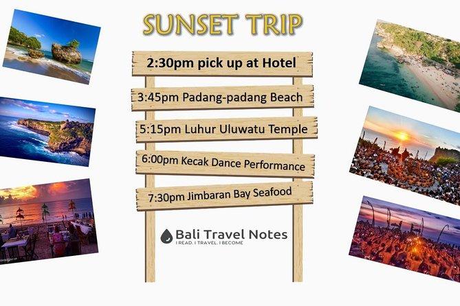 Bali Suset Trip