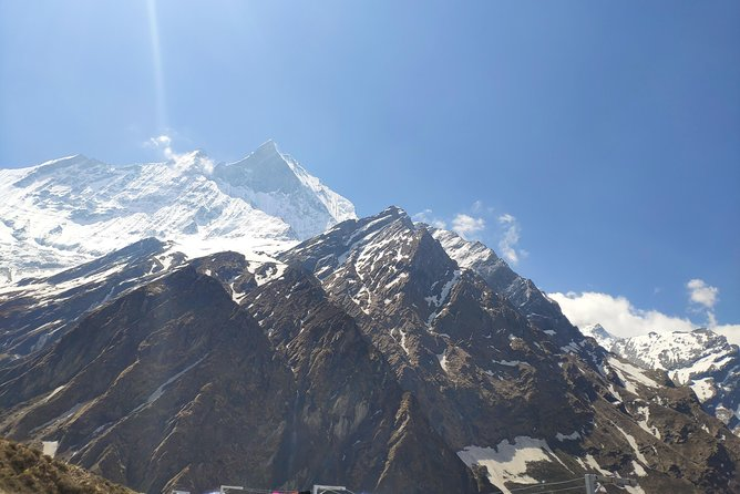 Annapurna Base Camp Trek (11 Days) 1050usd