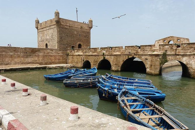 One Day Trip From Marrakech To Essaouira Mogador And Portuguese Fortress photo 2