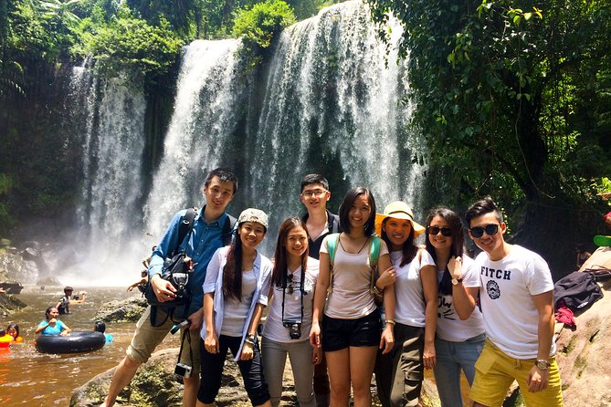 2Days Angkor Wat Private Day Tour And Waterfalls With Expert Guide photo 1