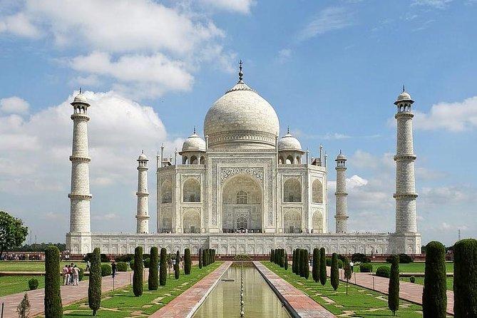 Taj Mahal Sunrise Day Tour From Delhi - A Private Car Tour
