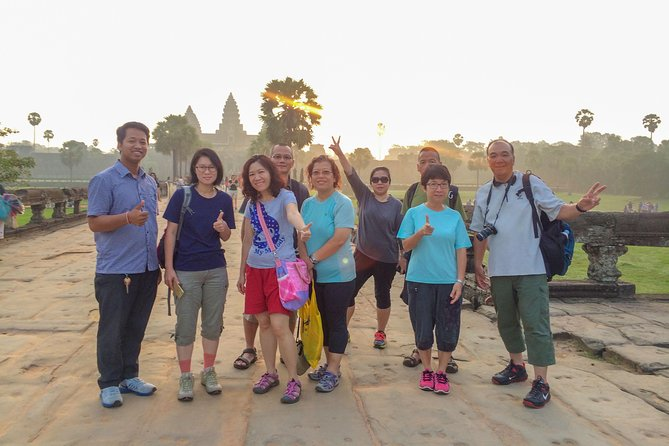 2Days Angkor Wat Private Day Tour And Waterfalls With Expert Guide photo 15