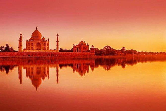 Taj Mahal Sunset Day Tour From Delhi - A Private Car Tour