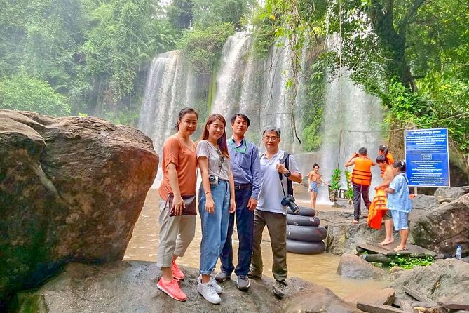 2Days Angkor Wat Private Day Tour And Waterfalls With Expert Guide photo 7