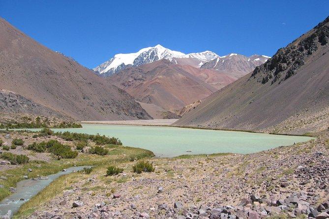 Trekking Arroyo Turquesa Cerro Mercedario