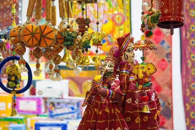 Jaipur Shopping Tour - A Guided Walk Tour