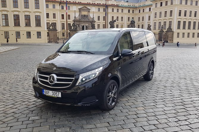 VIENNA by Skoda Superb/ Mercedes Benz E / V/ S Class / GLS / Sprinter photo 9